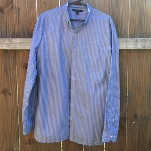 Marc Anthony Slim Long Sleeve Button Down
